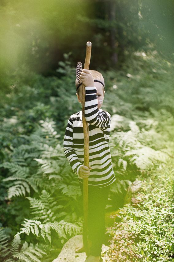 AARREKID stripes collection