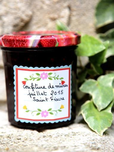 Confiture à la mûre. (http://www.marmiton.org/recettes/recette_confiture-a-la-mure_24405.aspx)