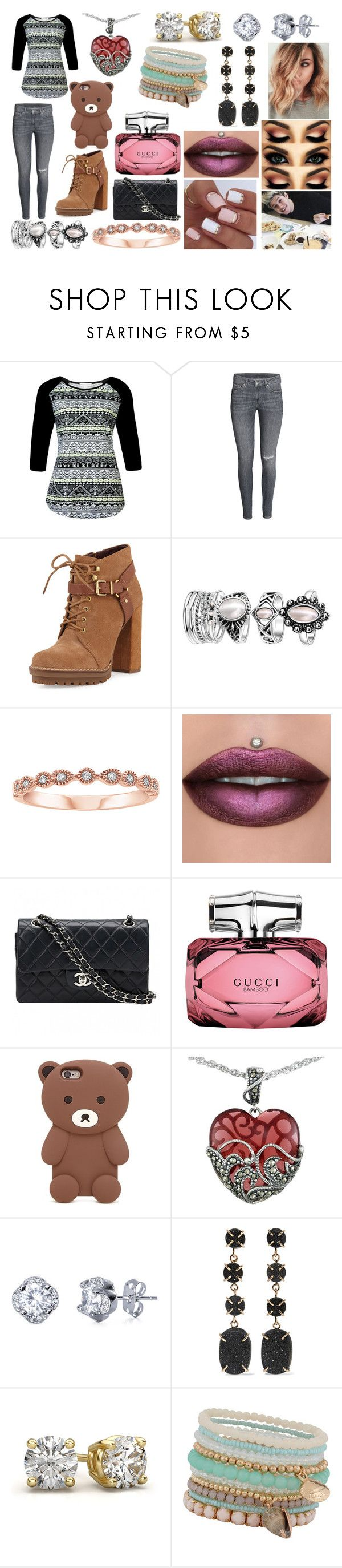"""""""Lunch Date with Niall Horan"""" by kitty-styles-horan-biedka ❤ liked on Polyvore featuring BCBGeneration, Chanel, Gucci, Forever 21, Lord & Taylor, Melissa Joy Manning and ALDO"""
