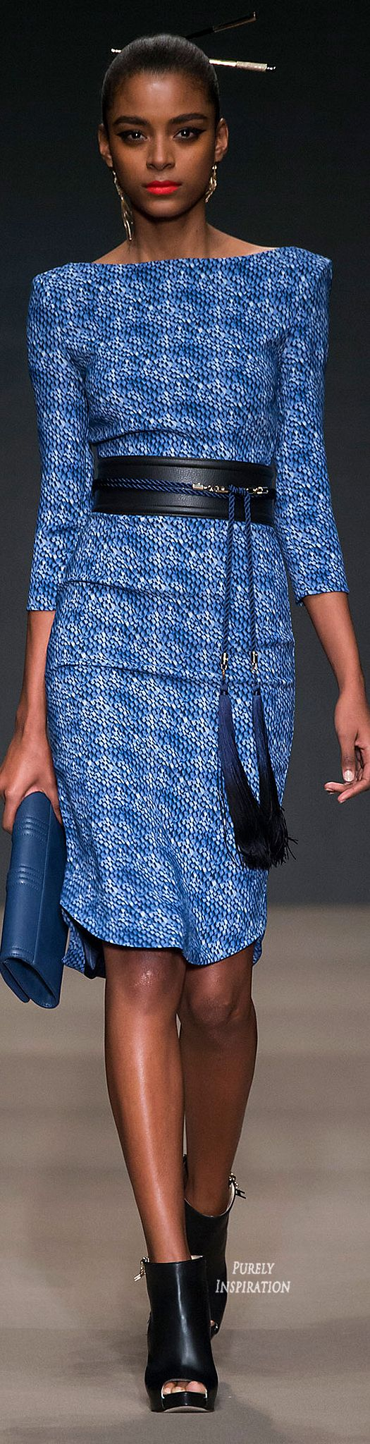 ♡AfroPolitan Elisabetta Franchi ~African fashion, Ankara, kitenge, Kente, African prints, Senegal fashion, Kenya fashion, Nigerian fashion, Ghanaian fashion ~DKK