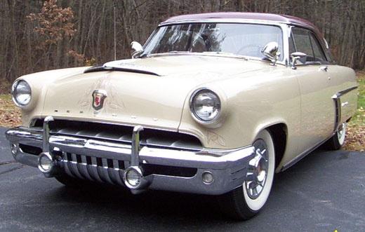 1952 Mercury Monterey 2Dr Sedan