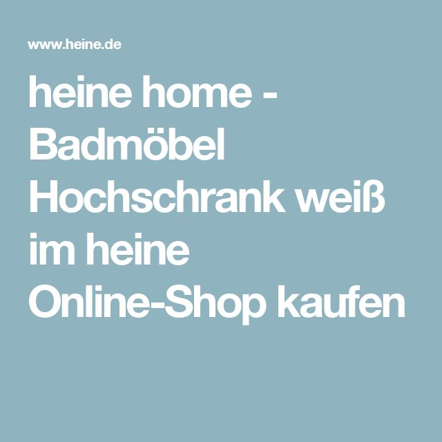 Best 25+ Badmöbel online ideas on Pinterest | Badezimmer online ...