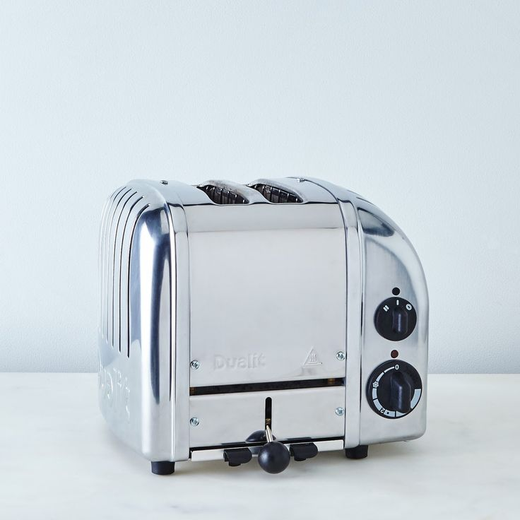 Dualit Toaster (2 or 4 Slice) on Food52