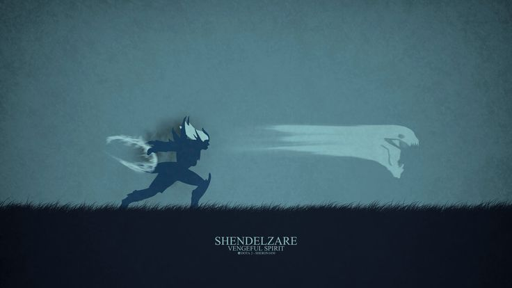 Dota 2 - Vengeful Spirit by sheron1030