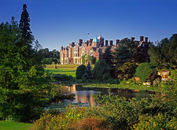 Sandringham House, Norfolk #coastoncanvas #joules I only live 20 min's from here, I love Sandringham.