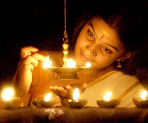 Diwali - Lighting of our internal with celebrating spiritual wealth