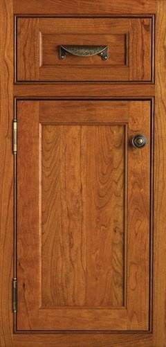 Door Styles Cherry Petersburg Square Inset - Visit Showroom in Columbus Ohio - Kitchen Kraft & 36 best Cherry Kitchen Cabinet Doors images on Pinterest | Bathroom ...