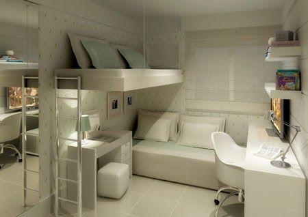 :DRoom, Decoração De Quartos, House Ideas, Spare Bedrooms, Future Home, Decoração Ambient Pequeno, Cada Casa, Cama Suspensa, Rooms Dark-Blue