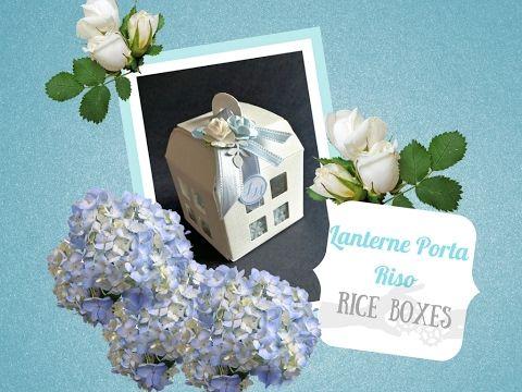 The Wedding Room: Lanterne porta-riso - Lantern Rice Boxes