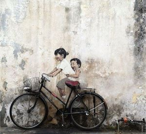 OLD BICYCLE REUSE IDEAS  http://www.paidi.gr/2014/06/rebycle-200614/#.U6fTWZR3tww  Ανακυκλώστε δημιουργικά ένα παλιό παιδικό ποδήλατο