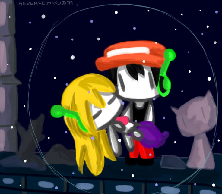 Best 24 cute cave story images on pinterest cave story fan art curly brace sacrificed her air tank for quote so please take the third ending voltagebd Image collections