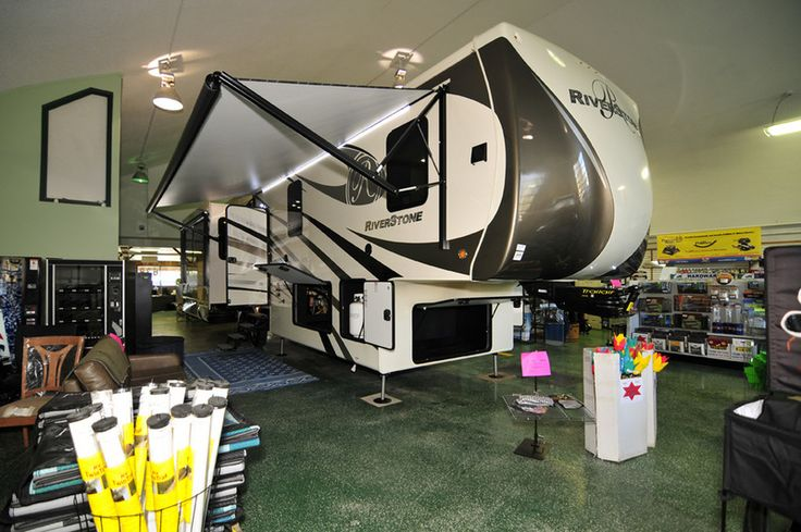 2017 Forest River Riverstone 37RL Stock: 000199   Country Road RV
