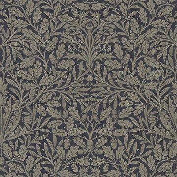 William Morris Pure Acorn Tapet