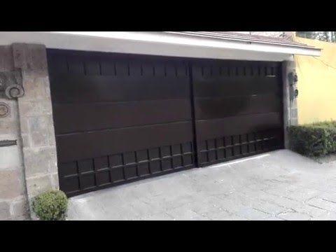 M s de 25 ideas incre bles sobre puertas garaje en pinterest garaje entrada de garaje y - Portones para garaje ...