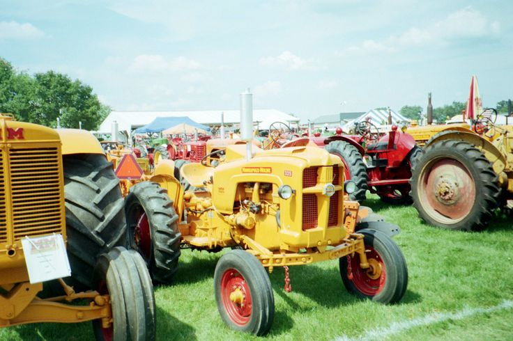 60 Best Images About Minneapolis Moline Tractors On
