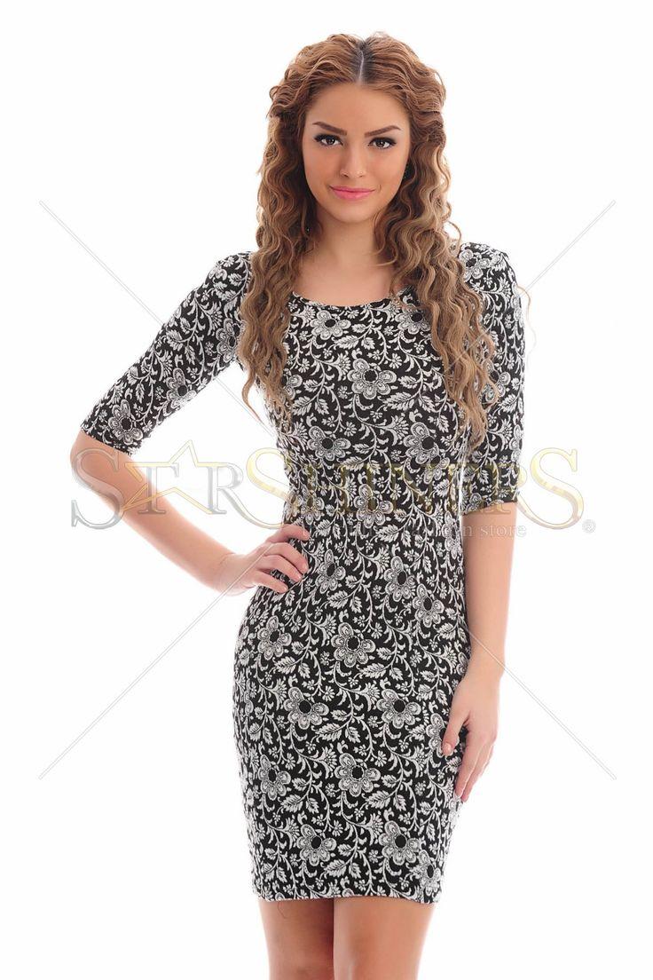 Artista Sweet Attack Black Dress