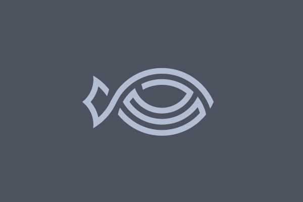 Logo for sale: Fish Logo