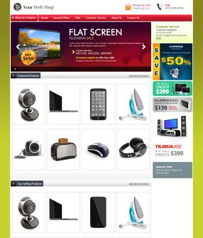 Online Ecommerce Website Builder - Create your Retail Store with Ease   WebStartToday