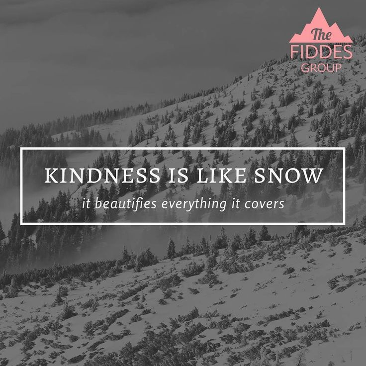 Remember: if you are kind, polite and considerate you'll be someone others always want to have in their team. #kindness #thefiddesgroup #humanresourcesmanagement #melbournehr #australianhr #kindnessintheworkplace