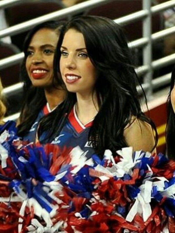 Shaylene Benson cheerleader