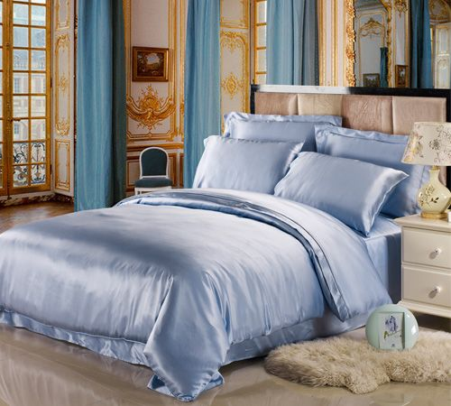 38 Best Quality Silk Bedding Sheets Images On Pinterest