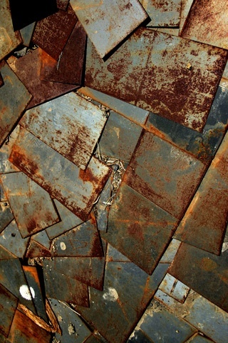 Rusty Metal Sheets
