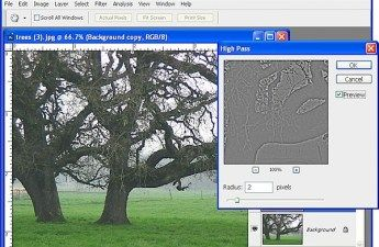 If you've usedPhotoshop, you are likely aware by now that there are many ways to accomplish the same tasks. One of the more important ones that should be done to almost every digital image is sharpening. This is necessary because most digital camera sensors make use of an anti-aliasing filter, which very slightly blurs the …