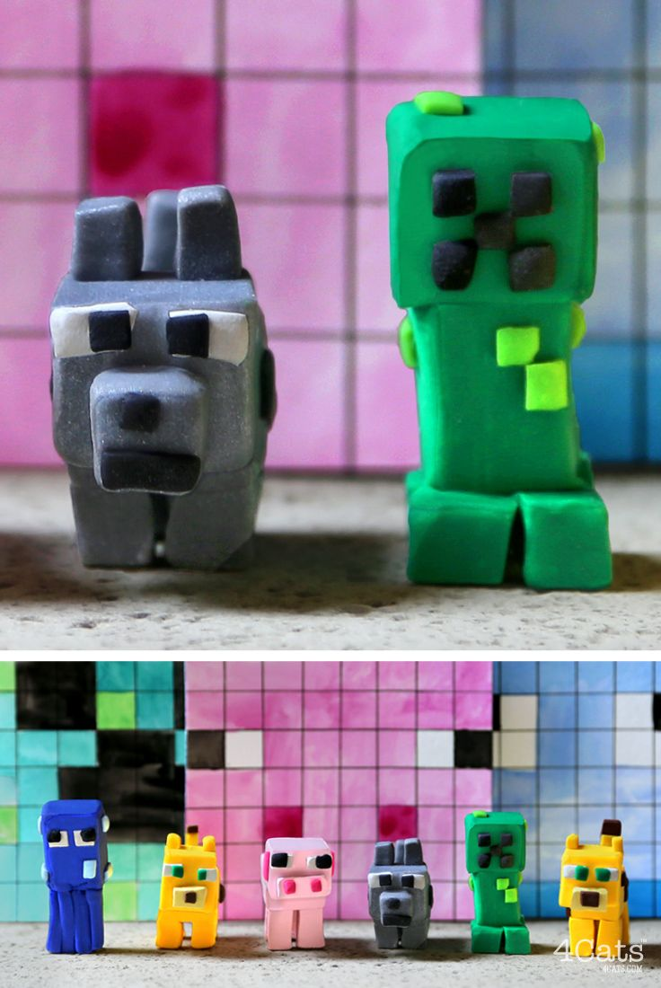 how to make a clay block in minecraft