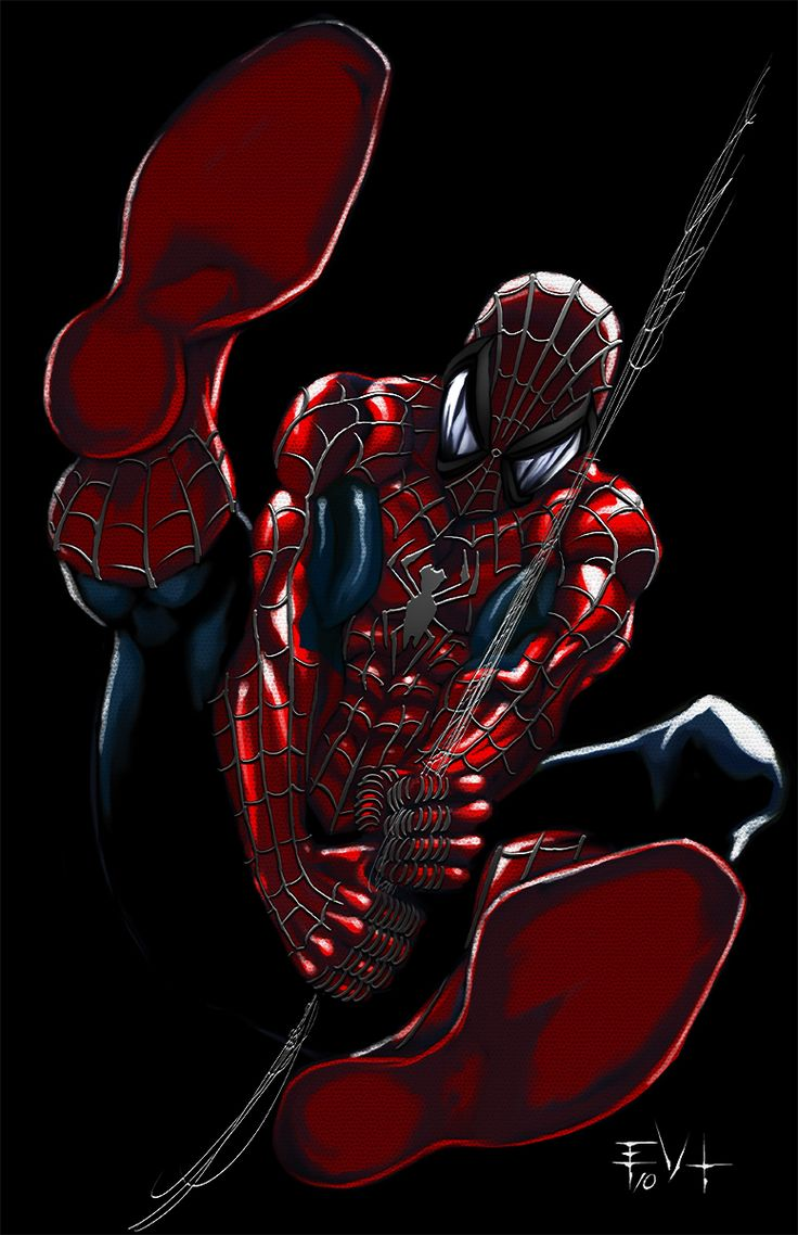 Spider-Man - ErikVonLehmann on deviantART