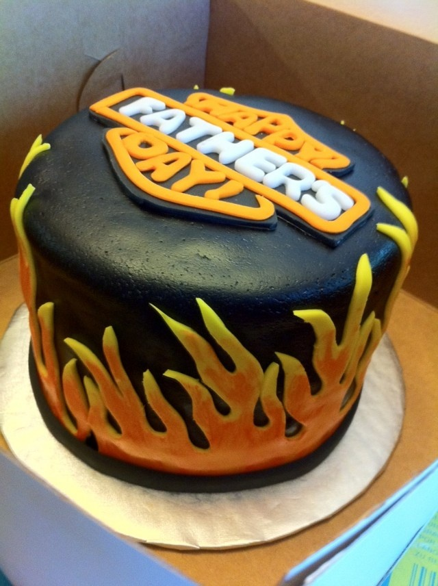 The Ultimate Father's Day Cake! @Bart Szyszka Brockbank