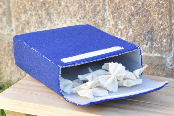 Etsy Transaction - Reserved for Fawn Felt Food Pasta Box, Sauce and Cheese Italian Dinner Set
