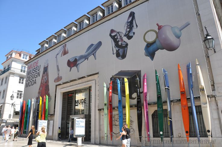 MUDE - Museu Design Moda