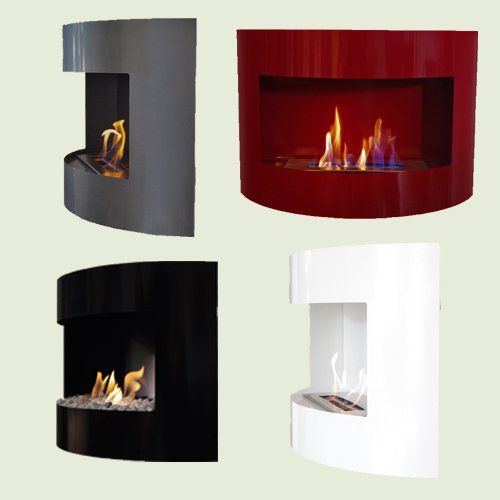 32 Best Offers Wall Mounted Bioethanol Fireplaces Images