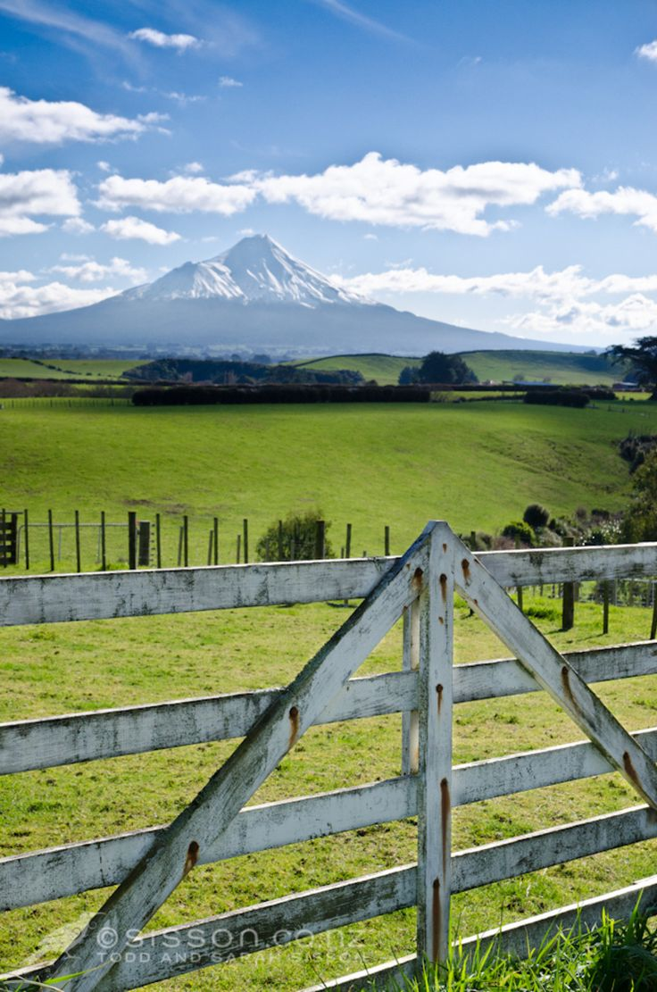 New Zealand landscape photos | pictures of NZ | N.Z. photography