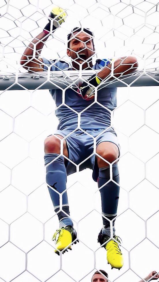 Gianluigi Buffon! Uno de los mejores arqueros en la historia #azzurri #forzaitalia #forzaazzurri #gigibuffon
