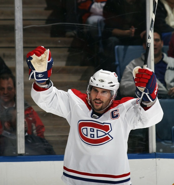 Brian Gionta - Montreal Canadiens