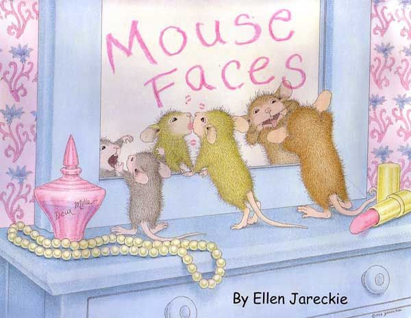✻⁓Cappi     ...House-Mouse Faces by Ellen Jareckie, featuring the gang from House-Mouse Designs