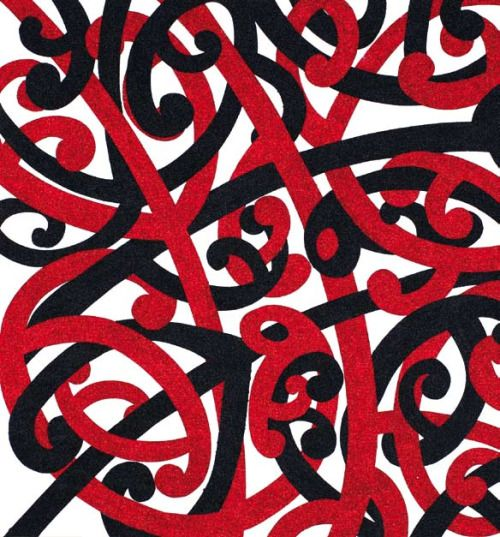 thunderstruck9: Reuben Paterson (New Zealand, b. 1973), Ngati...