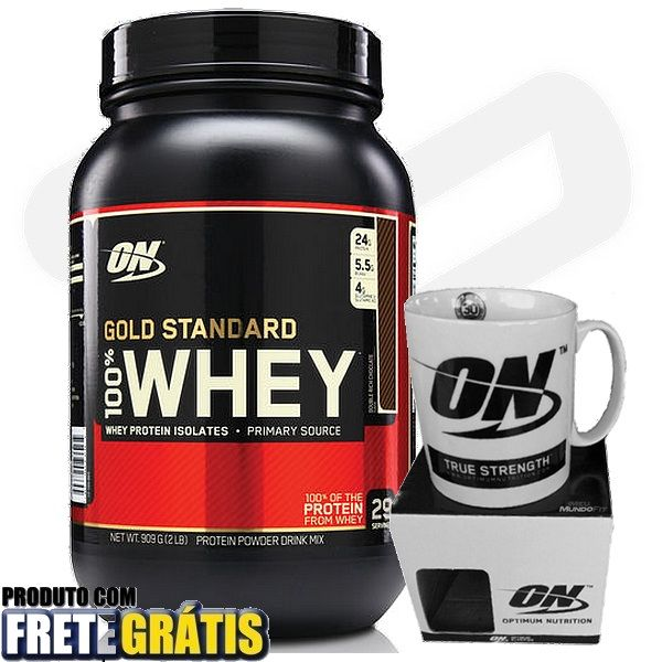 100% Whey Gold Standard 2lbs Chocolate