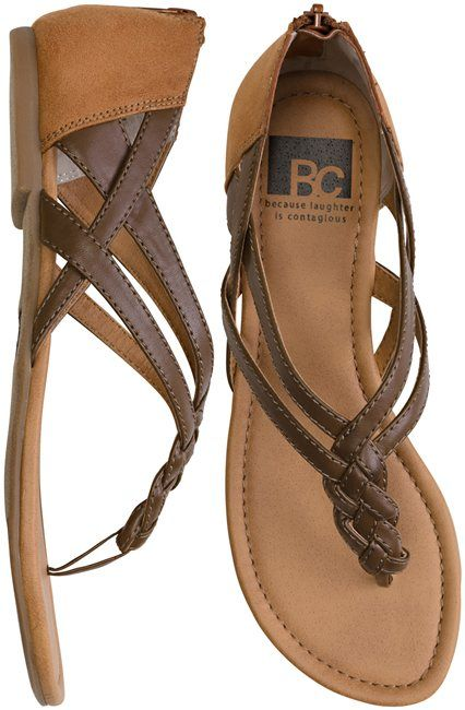 I typically don't like sandals with backs like this, but I wantttt <3