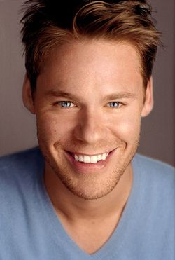 Gorgeous Randy Harrison ♥