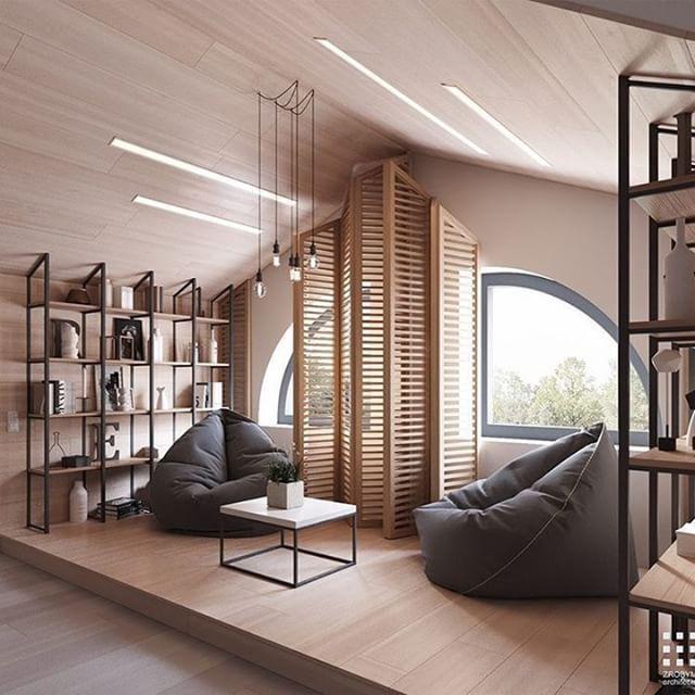 Tarasovo by zrobym architects 😍