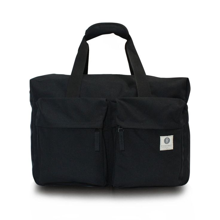 Ridgebake Weekender Bag - Black
