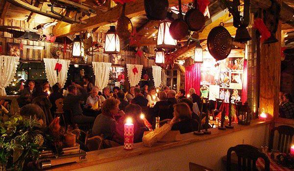 Wiesengrund Restaurant/Stadl
