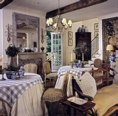 Love the cottage feel