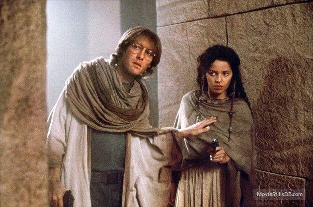 Stargate - James Spader & Mili Avital