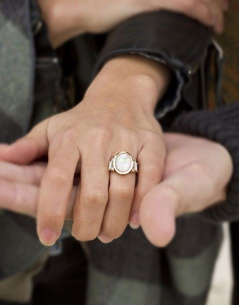 'Duck Dynasty' Star Rebecca Robertson Is Engaged: See the Ring