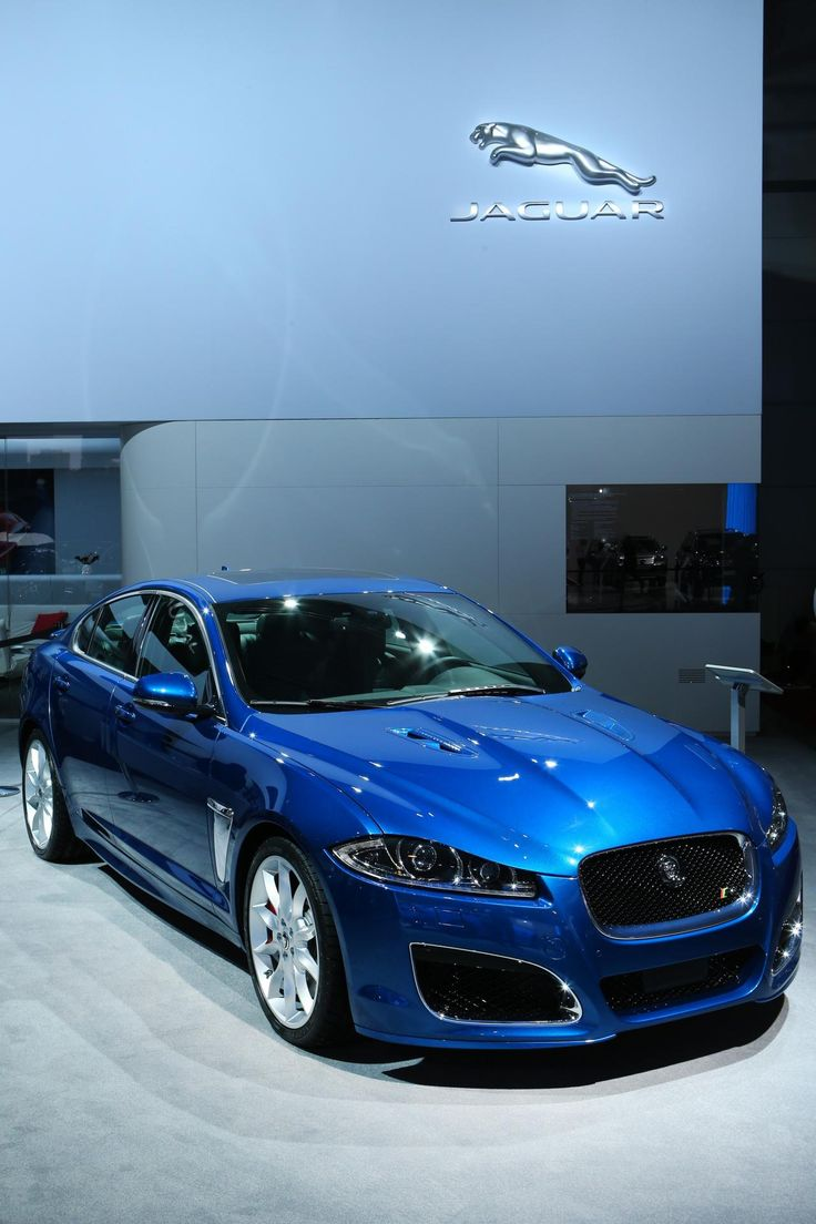 2013 Jaguar XFR. I've never been a big fan of Jags but these new ones are fantastic.