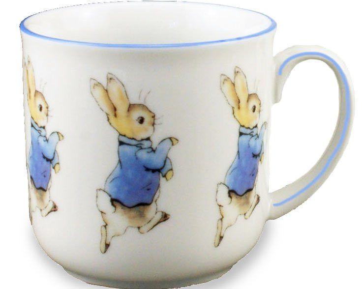 Peter Rabbit Porcelain Cup