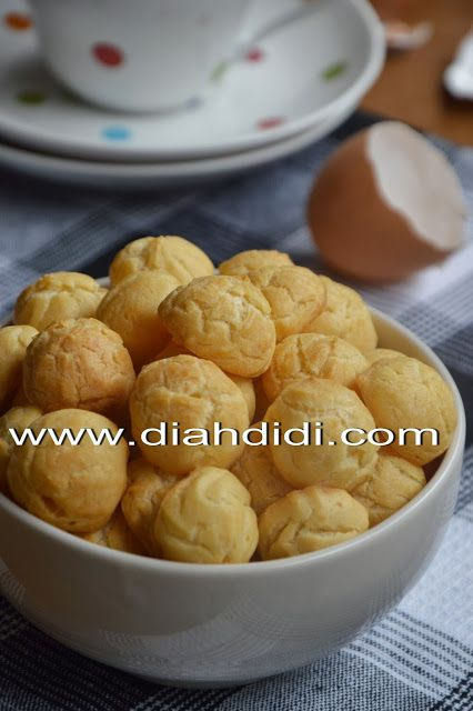 Diah Didi's Kitchen: Sus Kering Keju